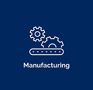 Gears in a factory